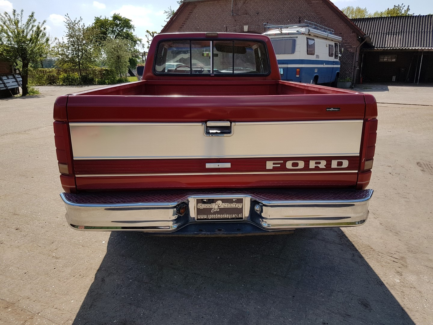 1985 Ford F150 extended cab - 302ci (20)