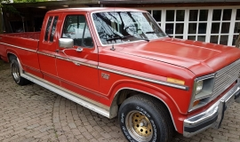 1985 Ford F150 extended cab - 302ci (1)
