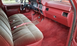 1985 Ford F150 extended cab 302ci (15)