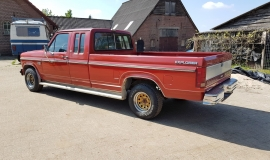 1985 Ford F150 extended cab - 302ci (19)