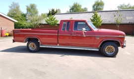 1985 Ford F150 extended cab - 302ci (22)