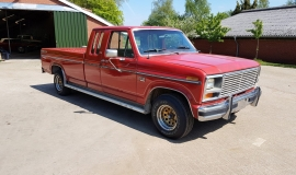1985 Ford F150 extended cab - 302ci (23)
