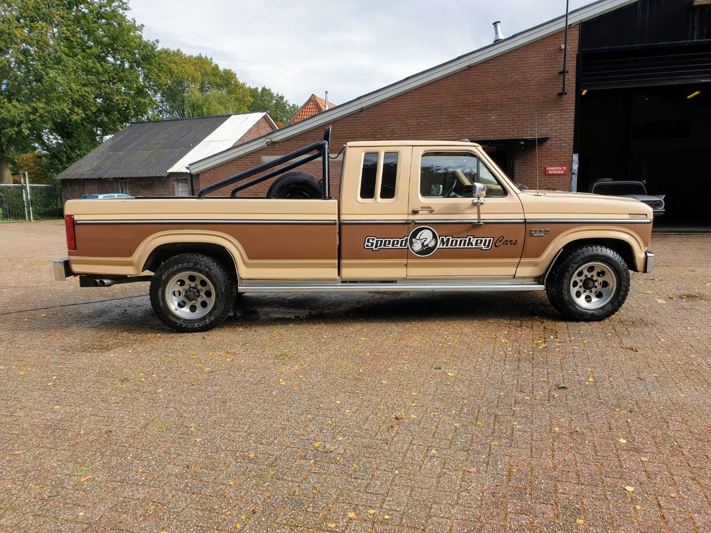 1985-Ford-F250-XL-460ci-Speedmonkeycars-7