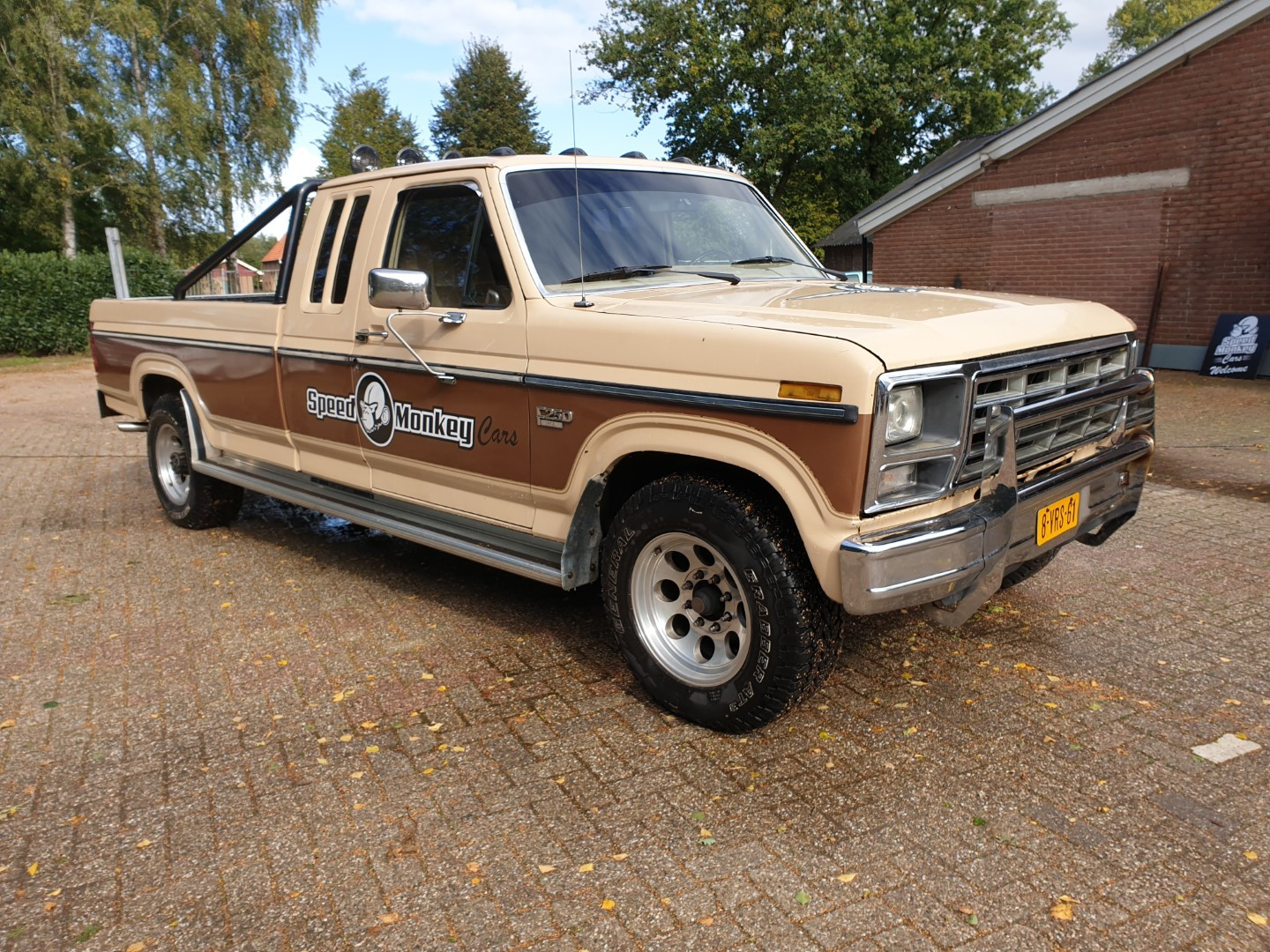 1985-Ford-F250-XL-460ci-Speedmonkeycars-8