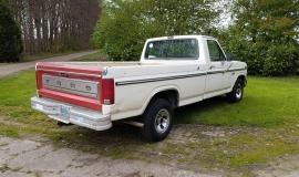 1986 Ford F150 302ci V8 (18)