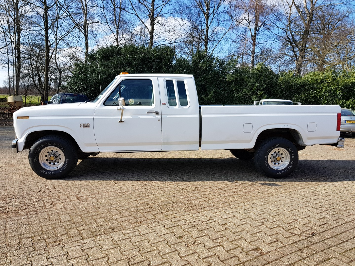 1986 Ford F150 Crew Cab With 351ci V8 Speed Monkey Cars 1960 To 1968 Automatic 13
