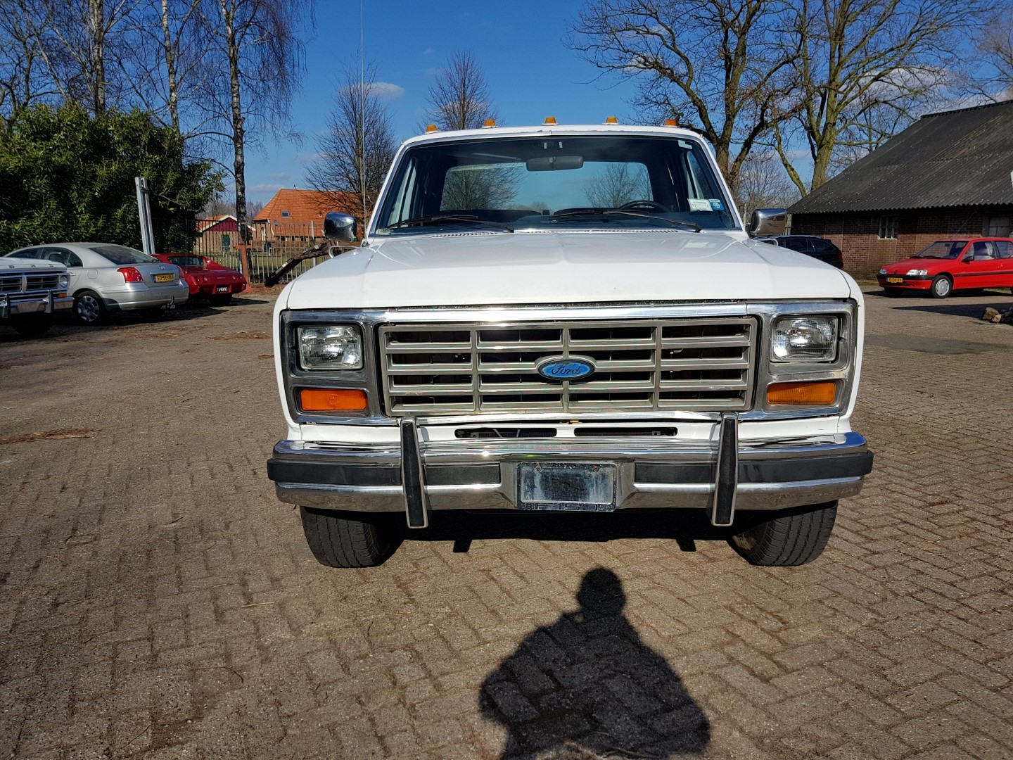 1986 ford f150 crew cab with 351ci v8 speed monkey cars. Black Bedroom Furniture Sets. Home Design Ideas