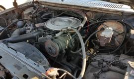 1986 Ford F150 Crew Cab 351ci (17)