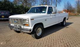 1986 Ford F150 Crew Cab 351ci V8 - Automatic (12)