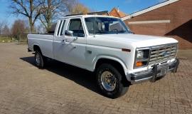 1986 Ford F150 Crew Cab 351ci V8 - Automatic (19)