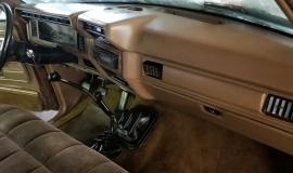 1986 Ford F250 460ci 4x4 manual (13)