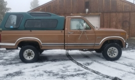 1986 Ford F250 460ci 4x4 manual (14)
