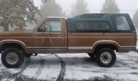 1986 Ford F250 460ci 4x4 manual (18)