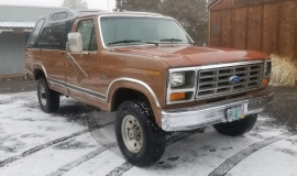 1986 Ford F250 460ci 4x4 manual (4)