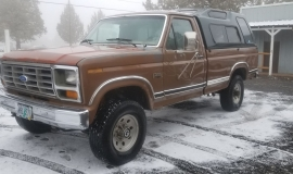 1986 Ford F250 460ci 4x4 manual (6)