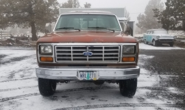 1986 Ford F250 460ci 4x4 manual (8)