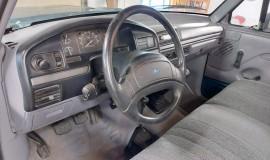 1994-single-rear-tire-Ford-F350-XL-OBS-4x4-460ci-V8-14