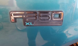 1994-single-rear-tire-Ford-F350-XL-OBS-4x4-460ci-V8-15