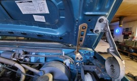 1994-single-rear-tire-Ford-F350-XL-OBS-4x4-460ci-V8-20