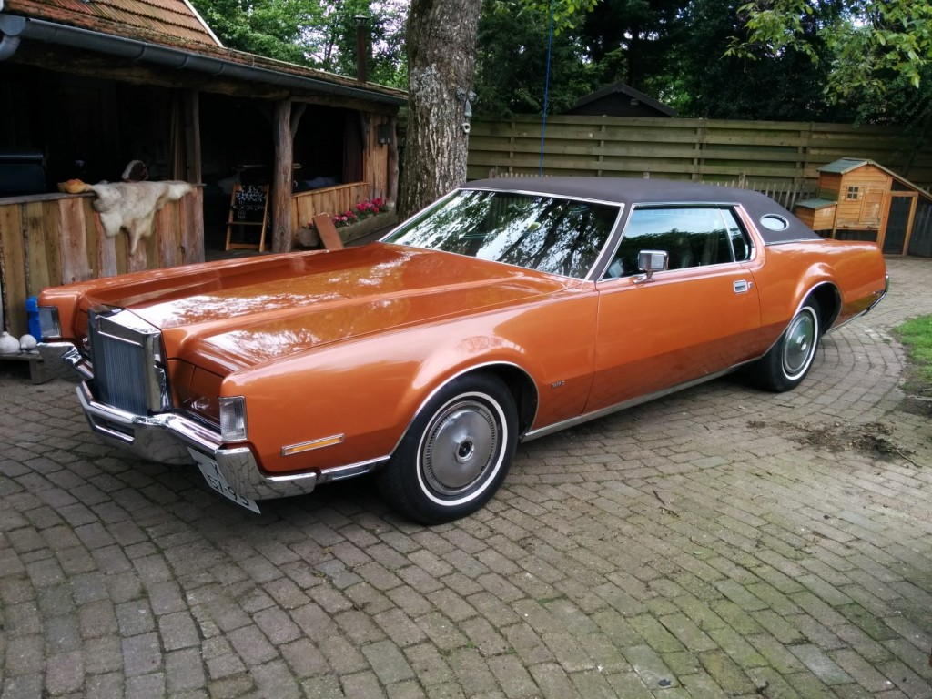 1972 lincoln continental mark iv for sale by owner www autos post. Black Bedroom Furniture Sets. Home Design Ideas
